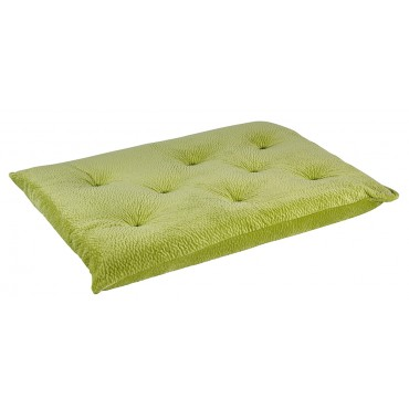Tufted Cushion Key Lime