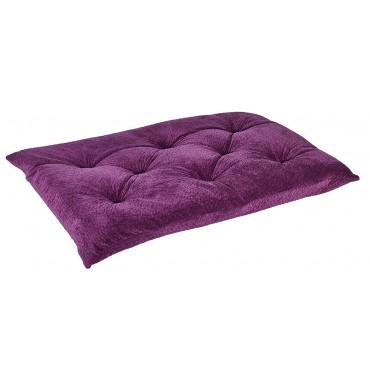 Tufted Cushion Magenta