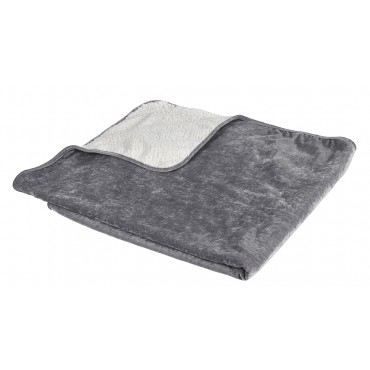 Plush Throw Pumice