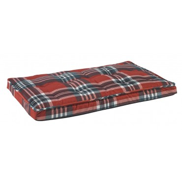 Luxury Crate Mattress Royal Troon Tartan