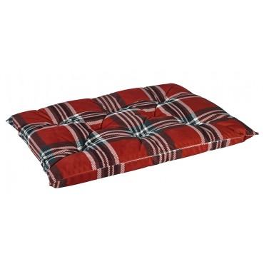 Tufted Cushion Royal Troon Tartan