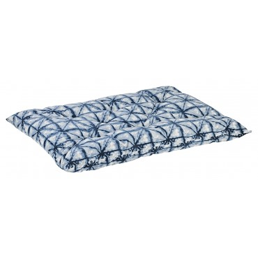 Tufted Cushion Shibori