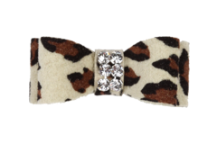 Cheetah Couture Giltmore Hair Bow