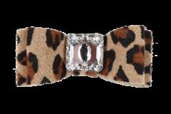 Cheetah Couture Big Bow Hair Bow