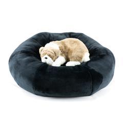 Black Spa Bed