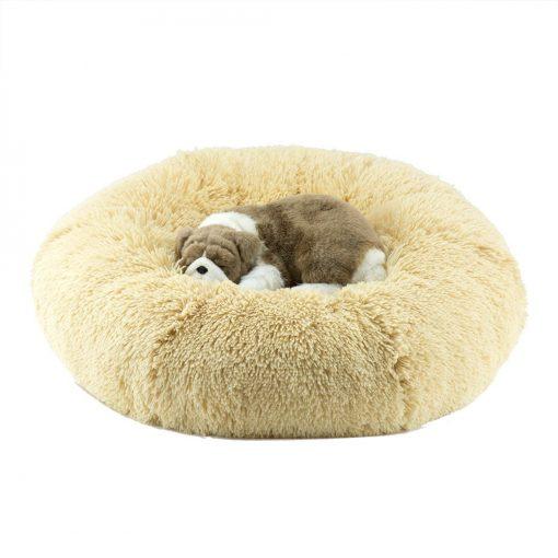 Camel Shag Bed