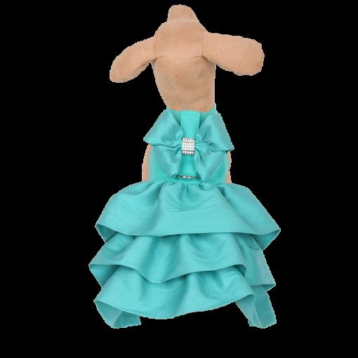 Madison Dress Bimini Blue
