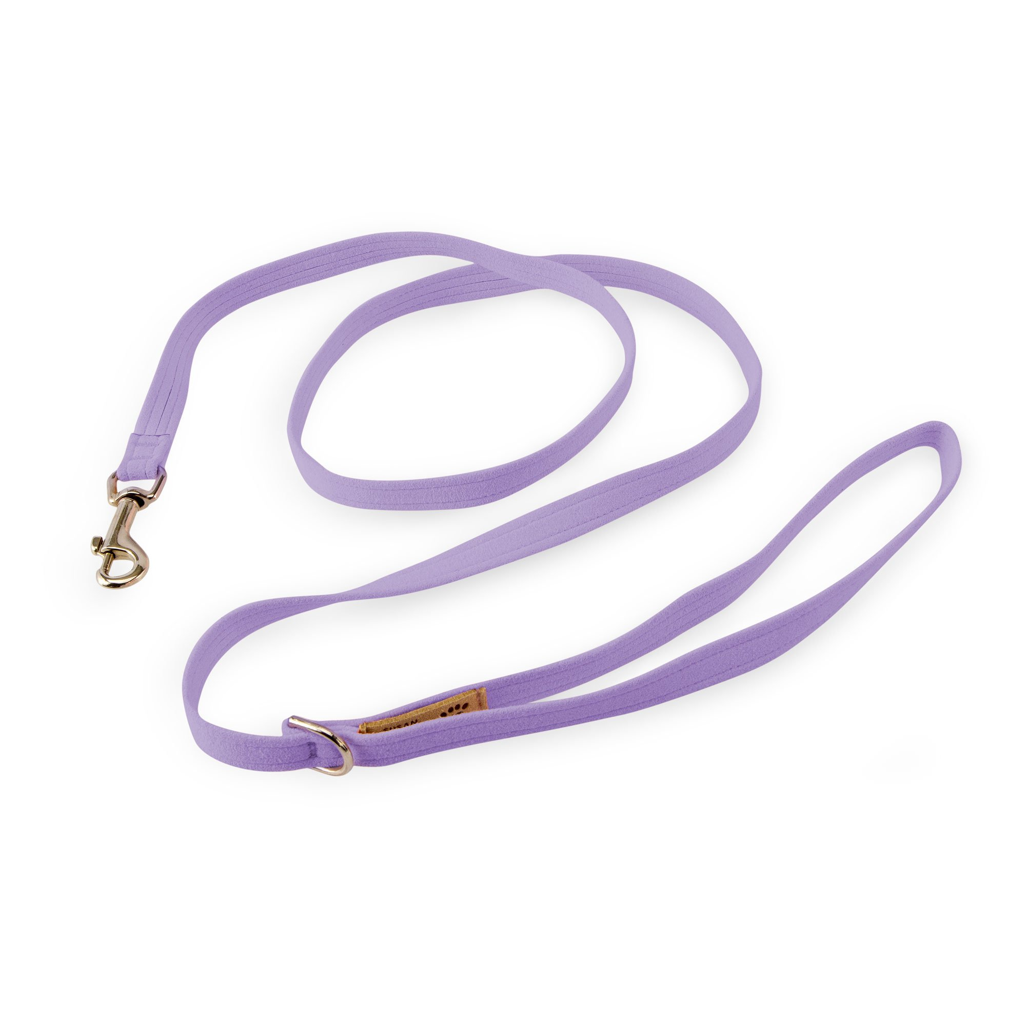 French Lavender Solid Leash