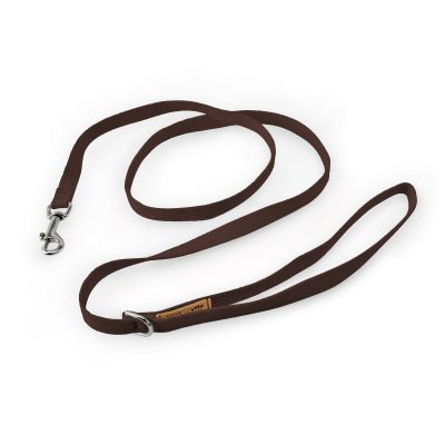 Chocolate Solid Leash