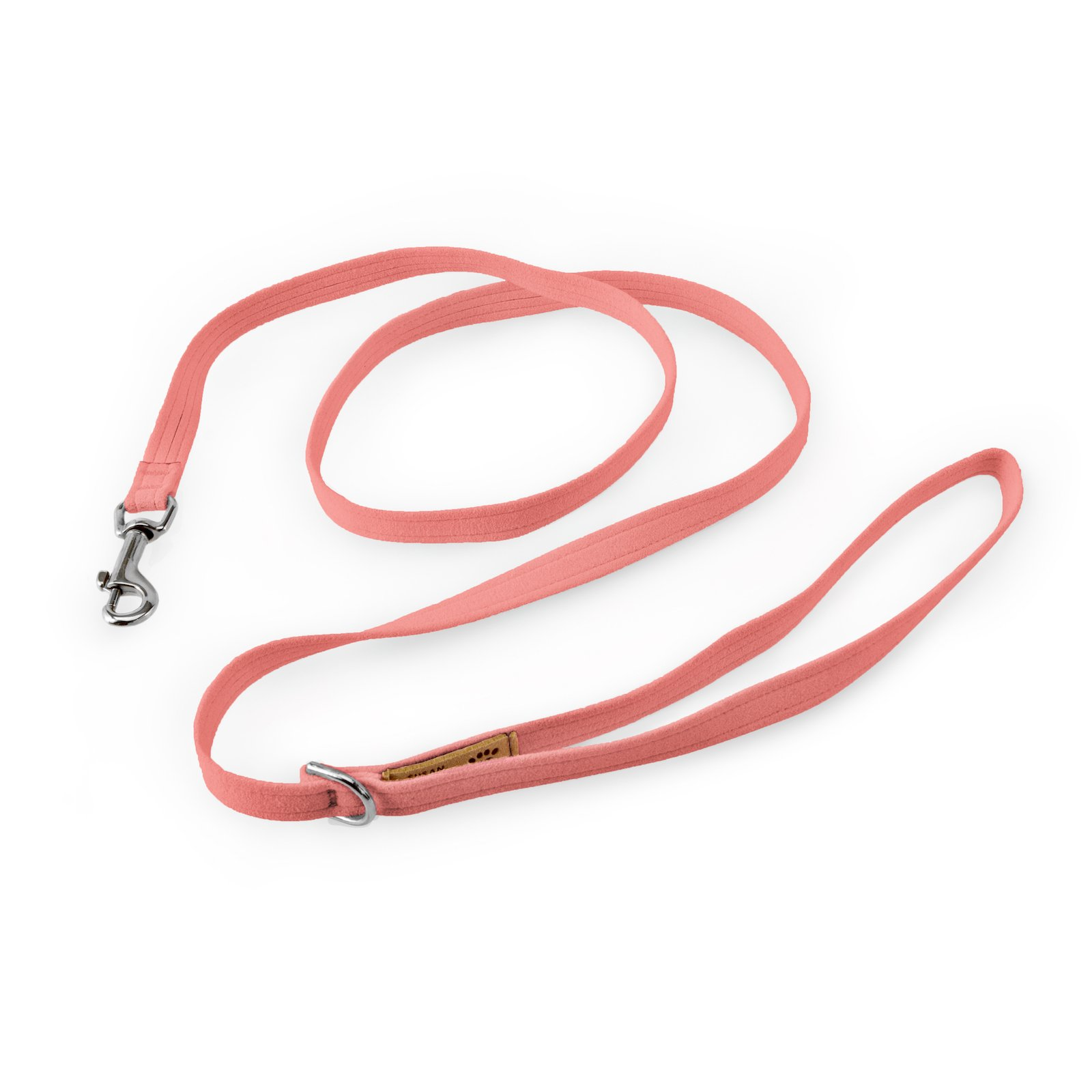 Peaches and Cream Solid Leash