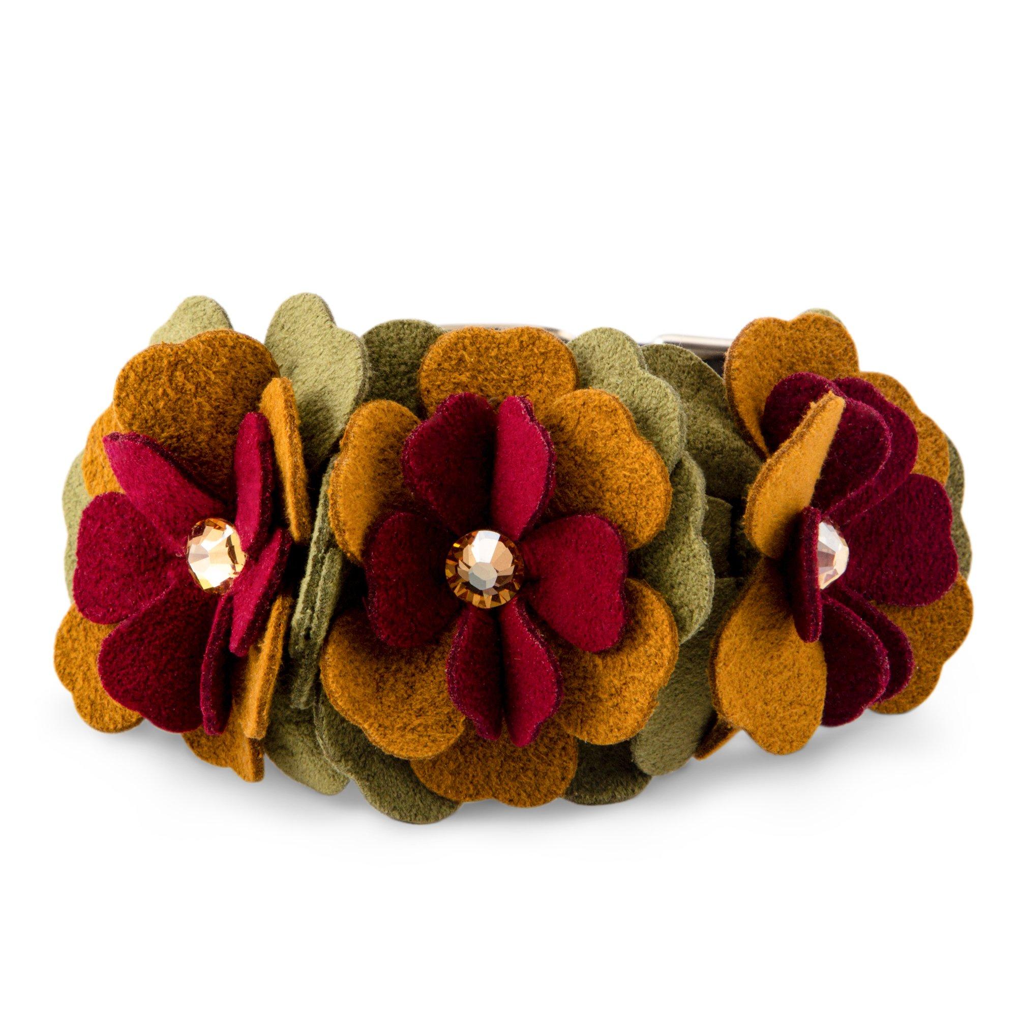 Autumn Flowers Collar