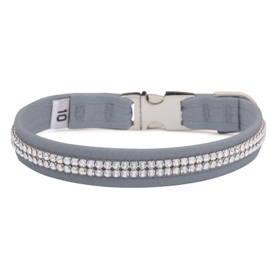 Platinum 2 Row Giltmore Perfect Fit Collar