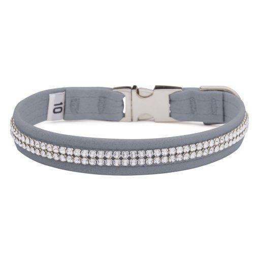 Platinum 2 Row Giltmore Perfect Fit Collar