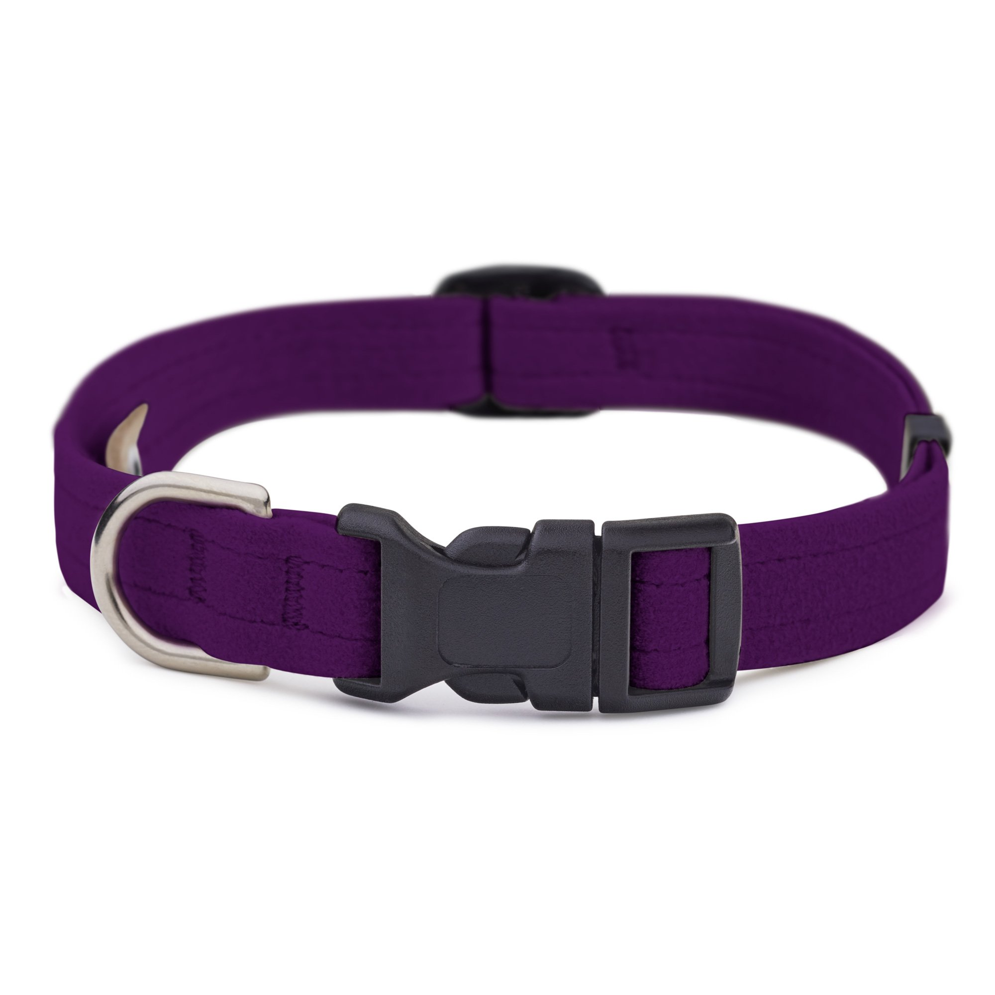 Amethyst Quick Release Collar