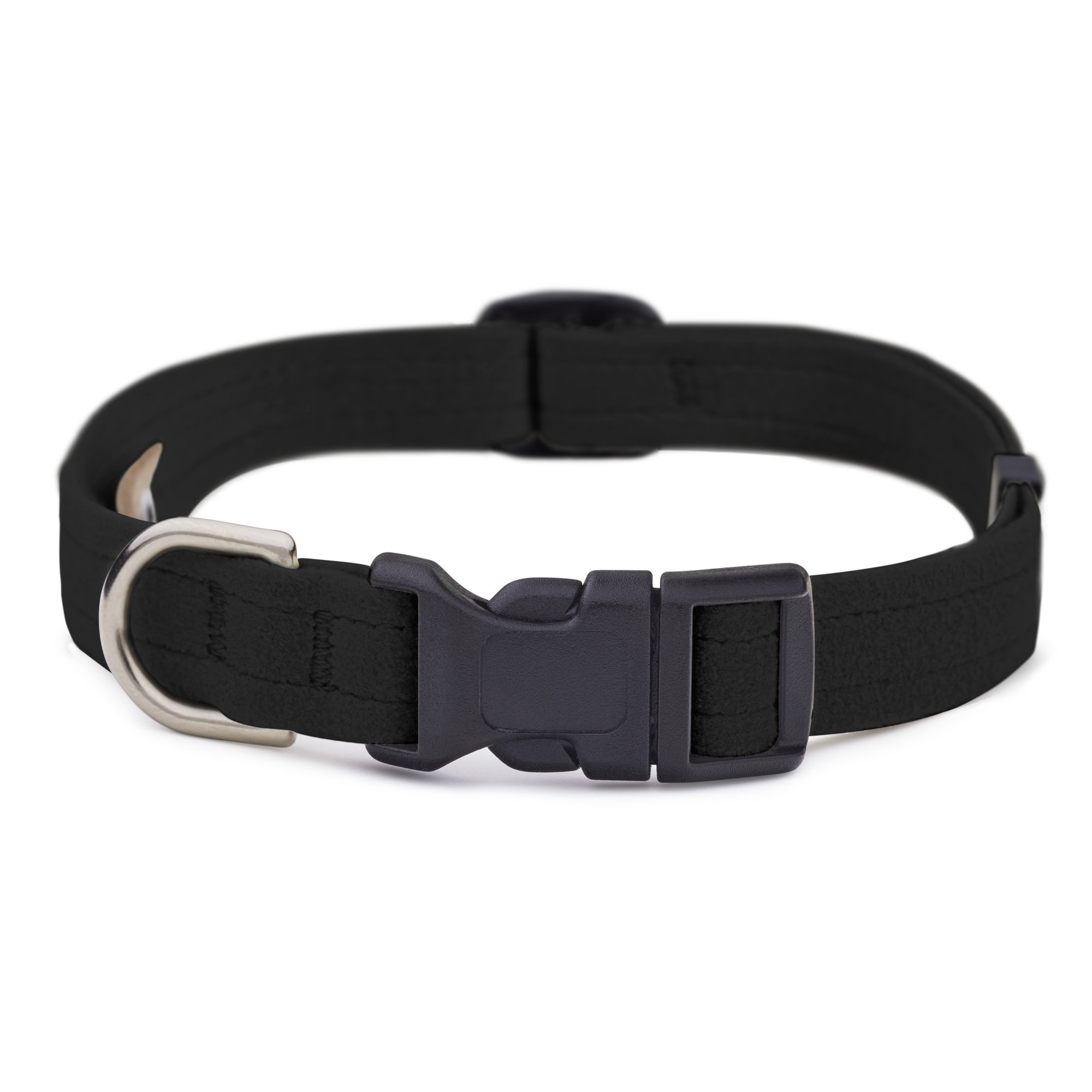 Black Quick Release Collar