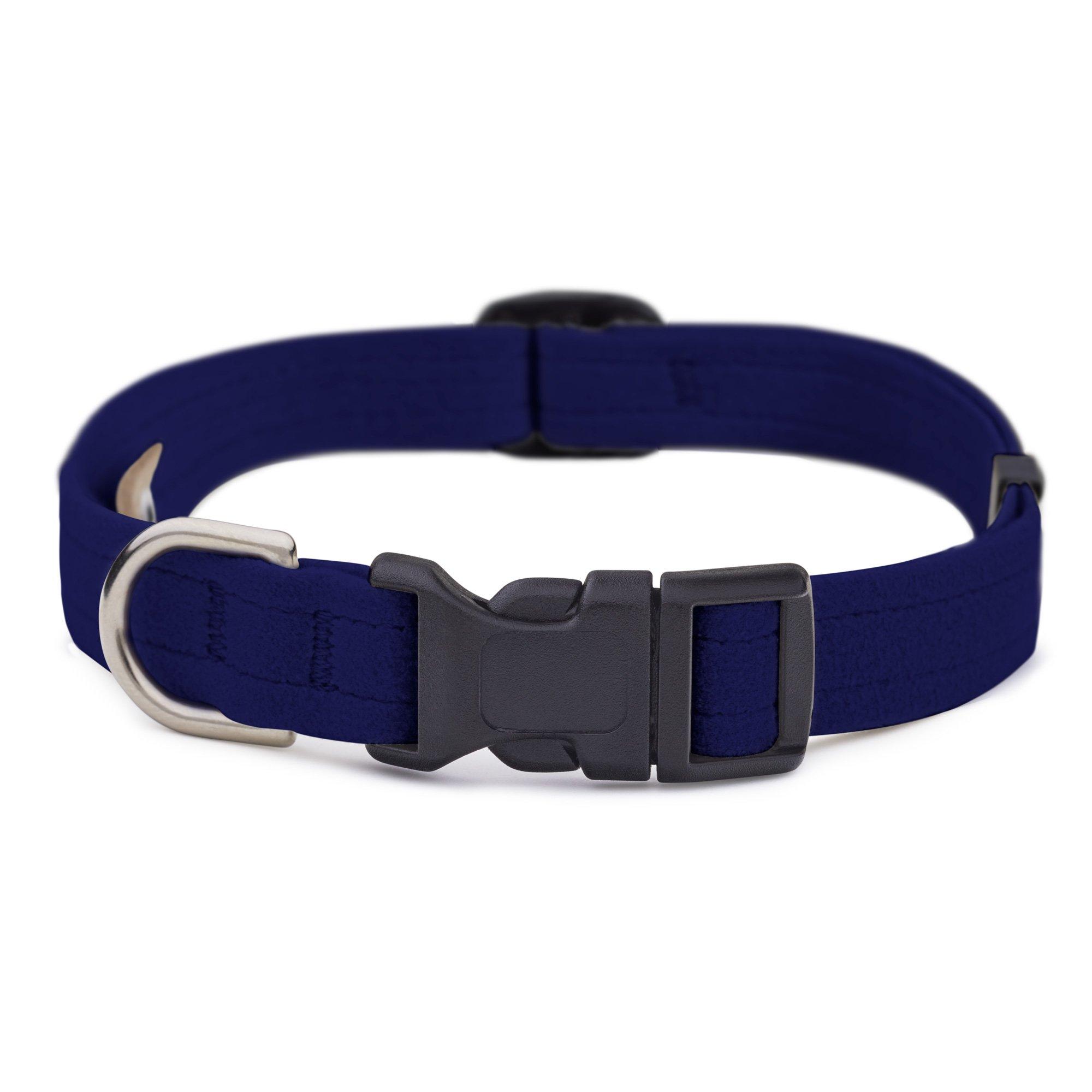 Indigo Quick Release Collar