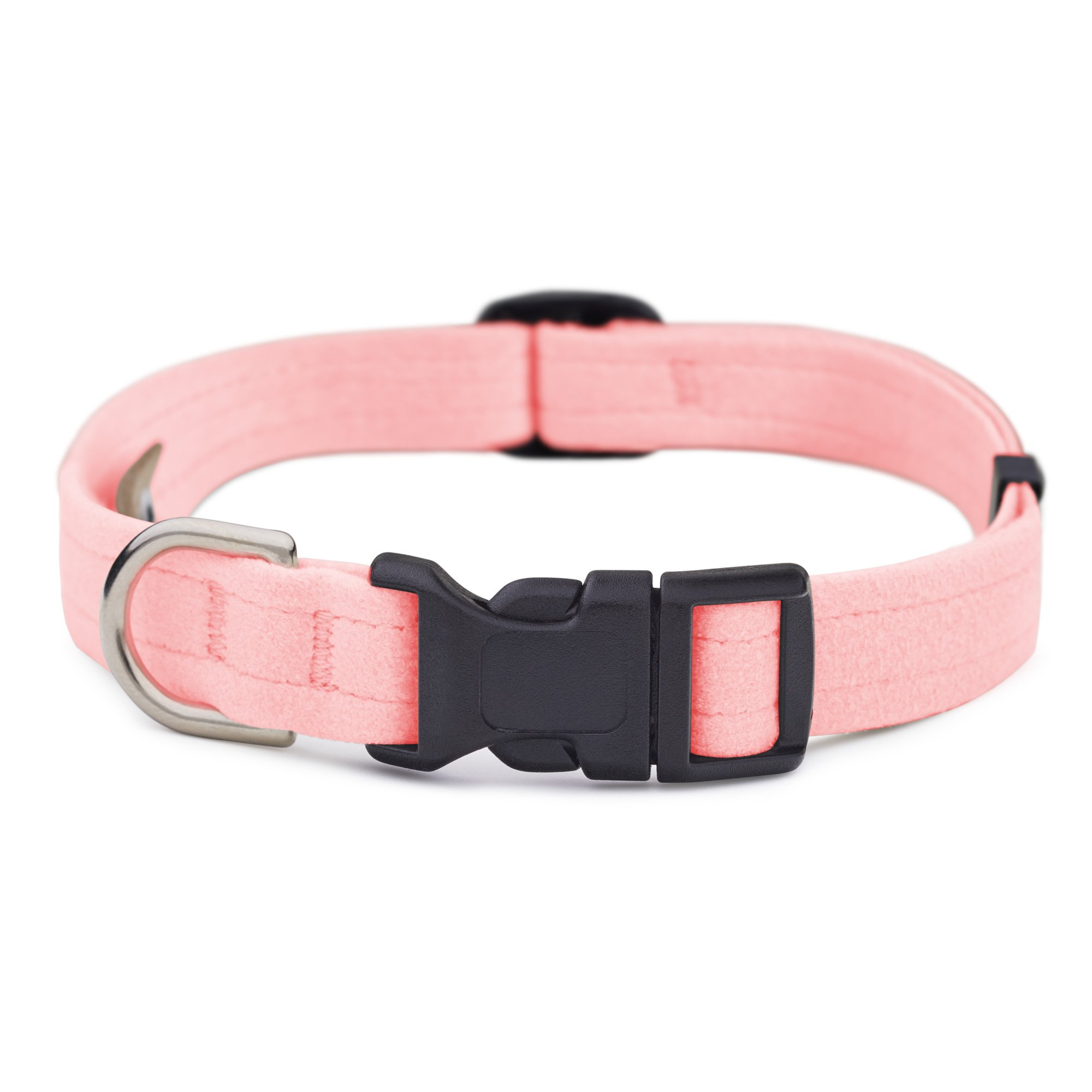 Puppy Pink Quick Release Collar