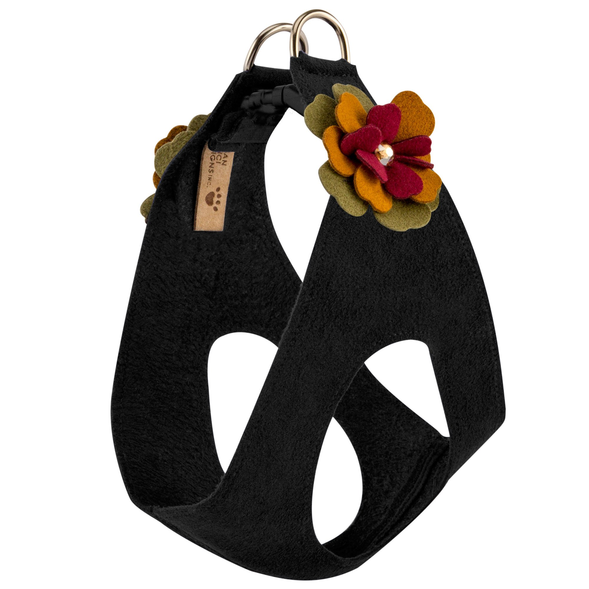 Autumn Flowers Step In Harness