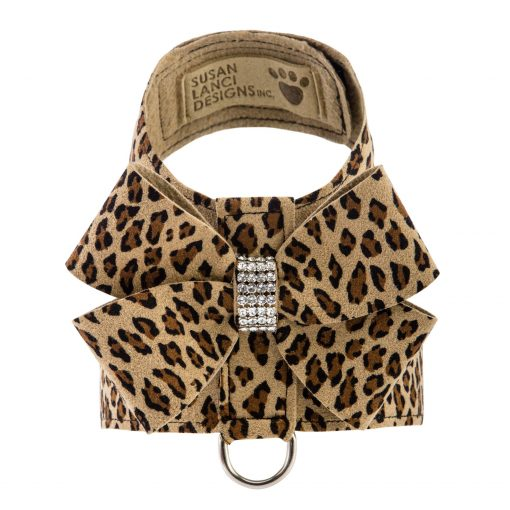 Cheetah Nouveau Bow Tinkie Harness
