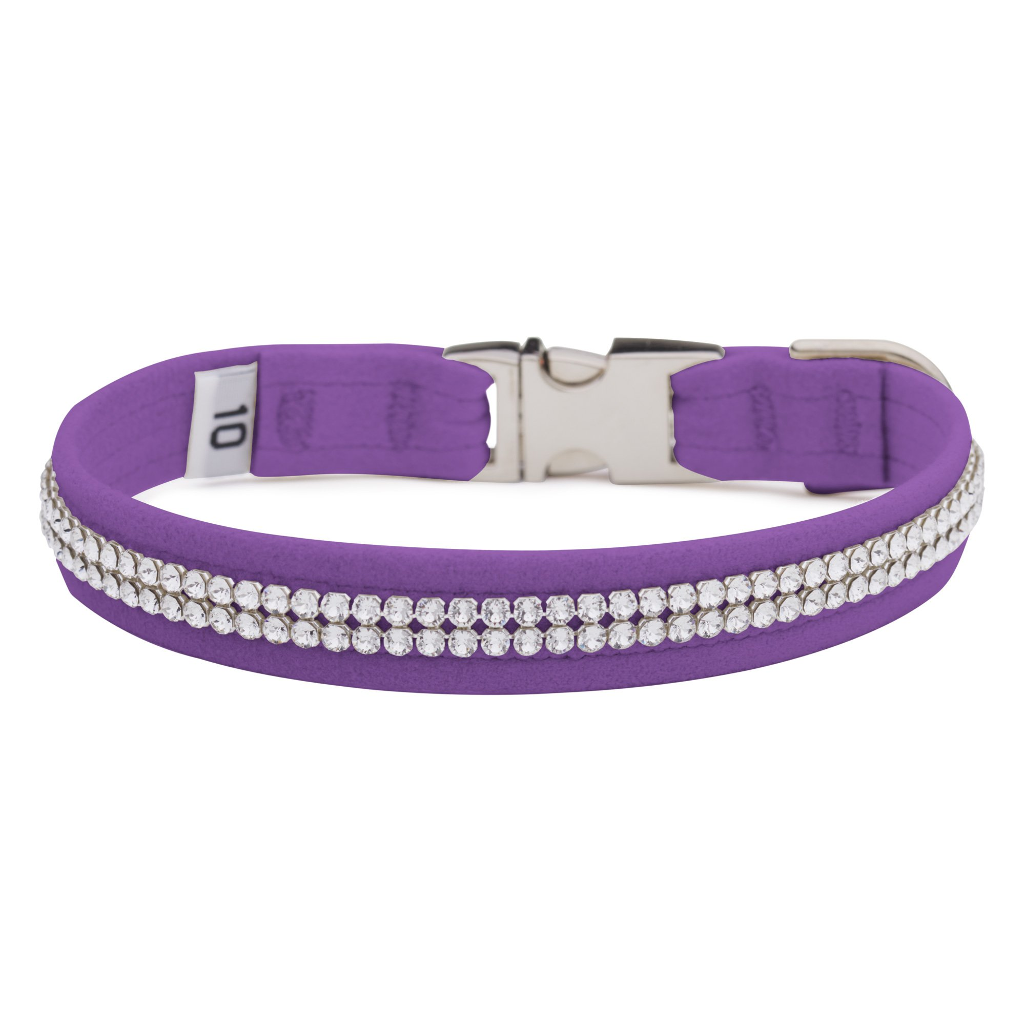 Ultraviolet 2 Row Giltmore Perfect Fit Collar