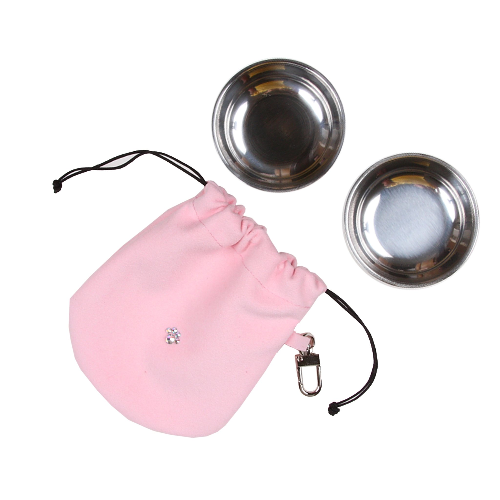 Puppy Pink Travel Pouch