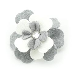Special Occasion Flower Hair Bow
