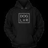 DOG LVR Unisex Hoodie