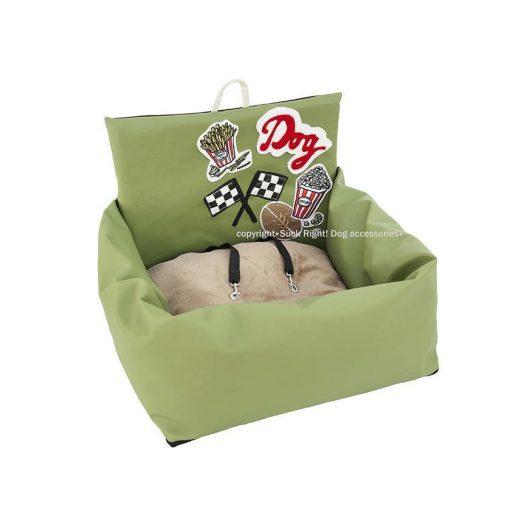 American Retro Driving Kit Dog Car Seat