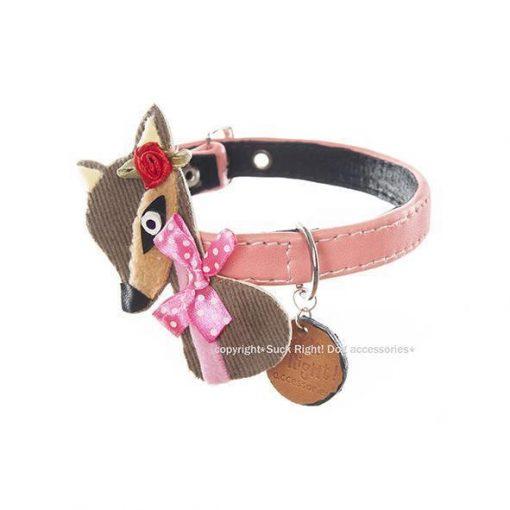 Bambi Dog Collar