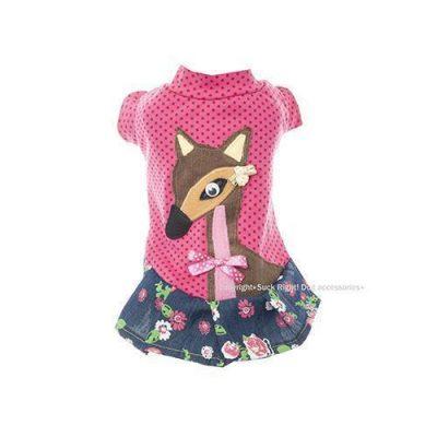 Bambi Dog Dress