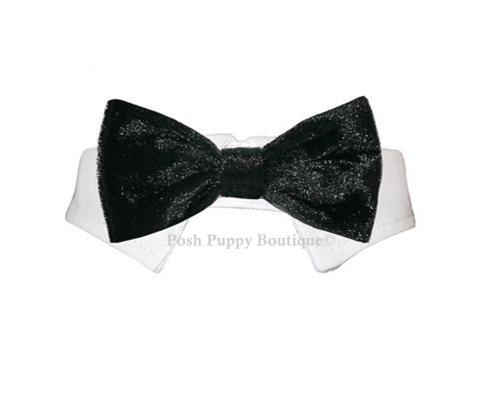 Valentino Bow Tie - Black