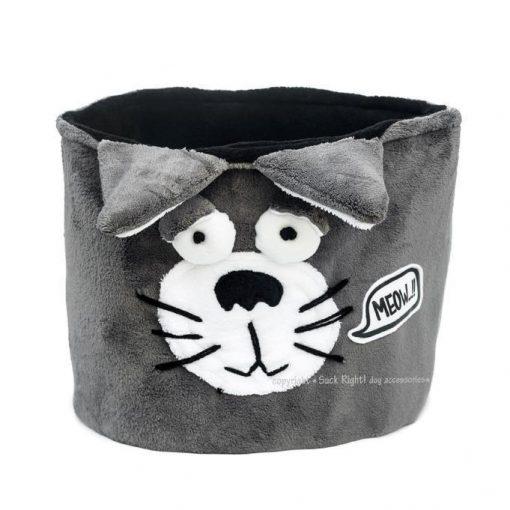 Cat Dog Toy Box