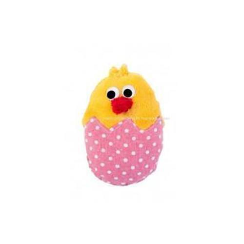 Chicken Egg Dog Toy