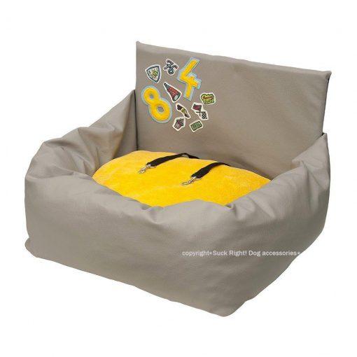 Cool Driving Kit Dog Car Seat