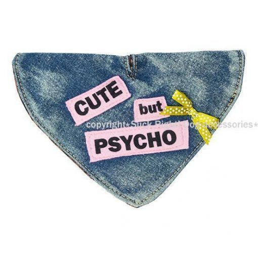 Cute Punky Dog Bandana