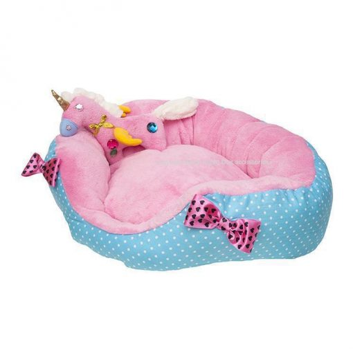 Dotty Pony Dog Bed And Toy