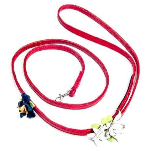 Edelweiss Gentiana Dog Leash