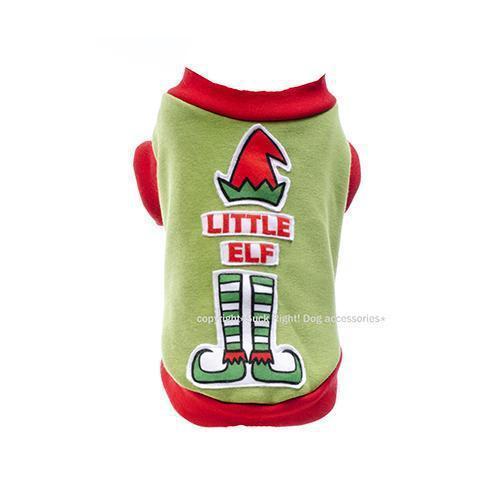 Elf Dog Sweater