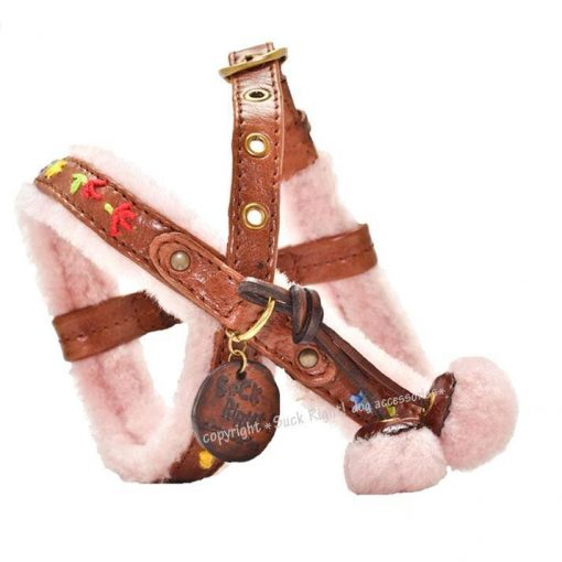 Fancy Tyrol Sliding Dog Harness