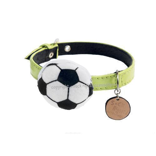 Football/Soccer Dog Collar