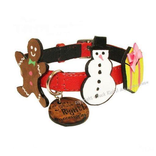 Funny Santa Dog Collar