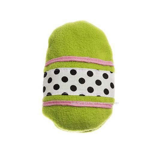 Green Egg Dog Toy