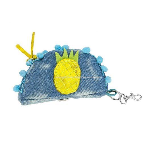 Hey Pineapple Dog Poop Bag Holder