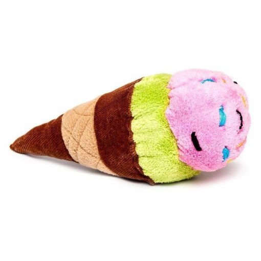 Ice Cream Dog Toy