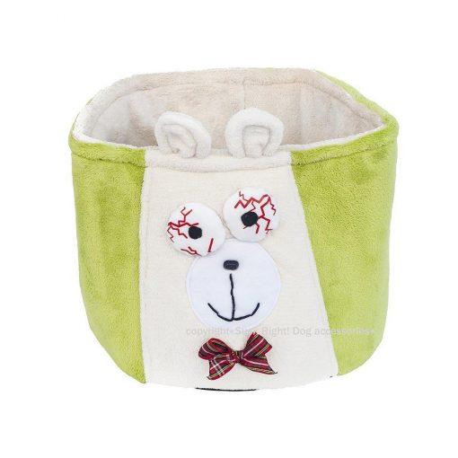 Icebear Dog Toy Box