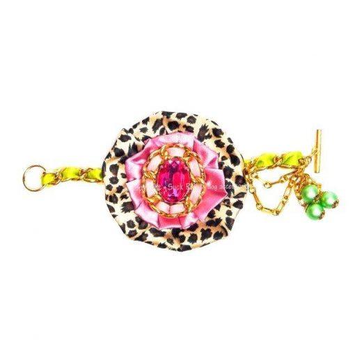 Lady Ocelot Bracelet