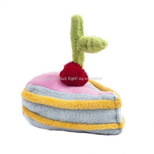 Layer Cake Dog Toy