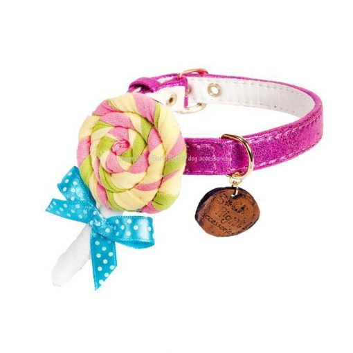 Lolly Pop Dog Collar