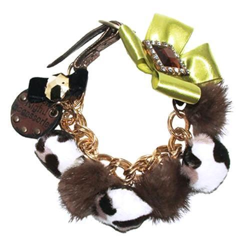 Mezzo Soprano Dog Necklace
