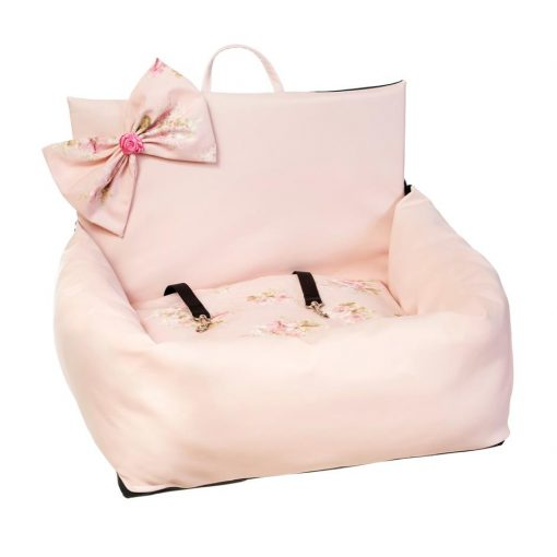 Pastel Dreams Driving Kit Dog Car Seat